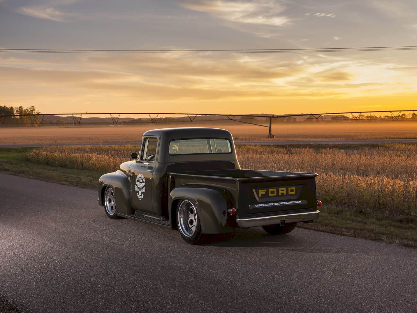 1956 Ford F100 Truck Clem 101 By Ringbrothers 6