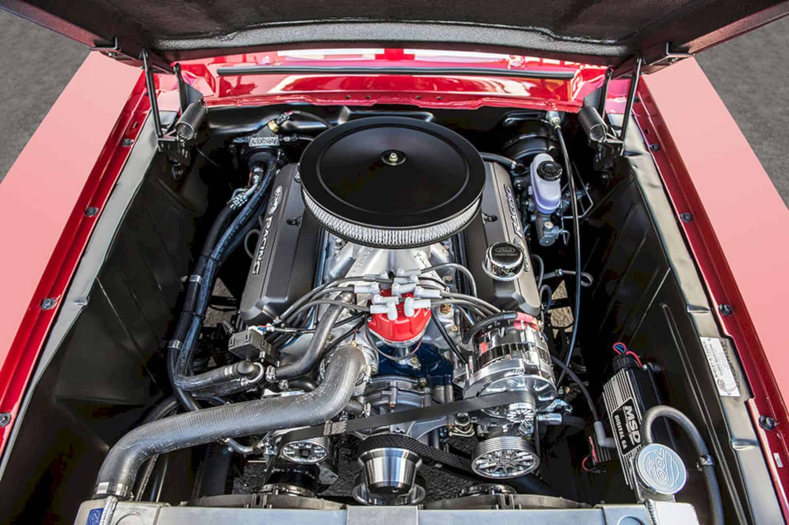 1967 Ford Mustang Shelby G T 500cr By Classic Recreations 2