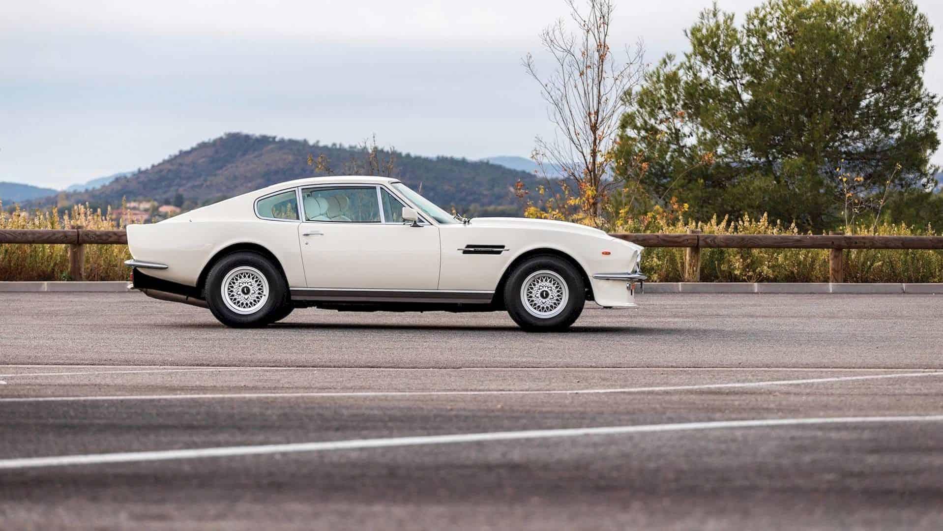 1983 Aston Martin V8 Vantage V580 6