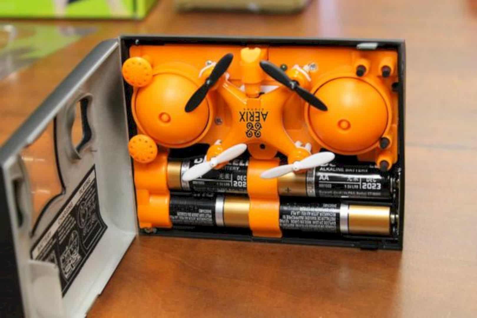 Aerix Wallet Drone 1