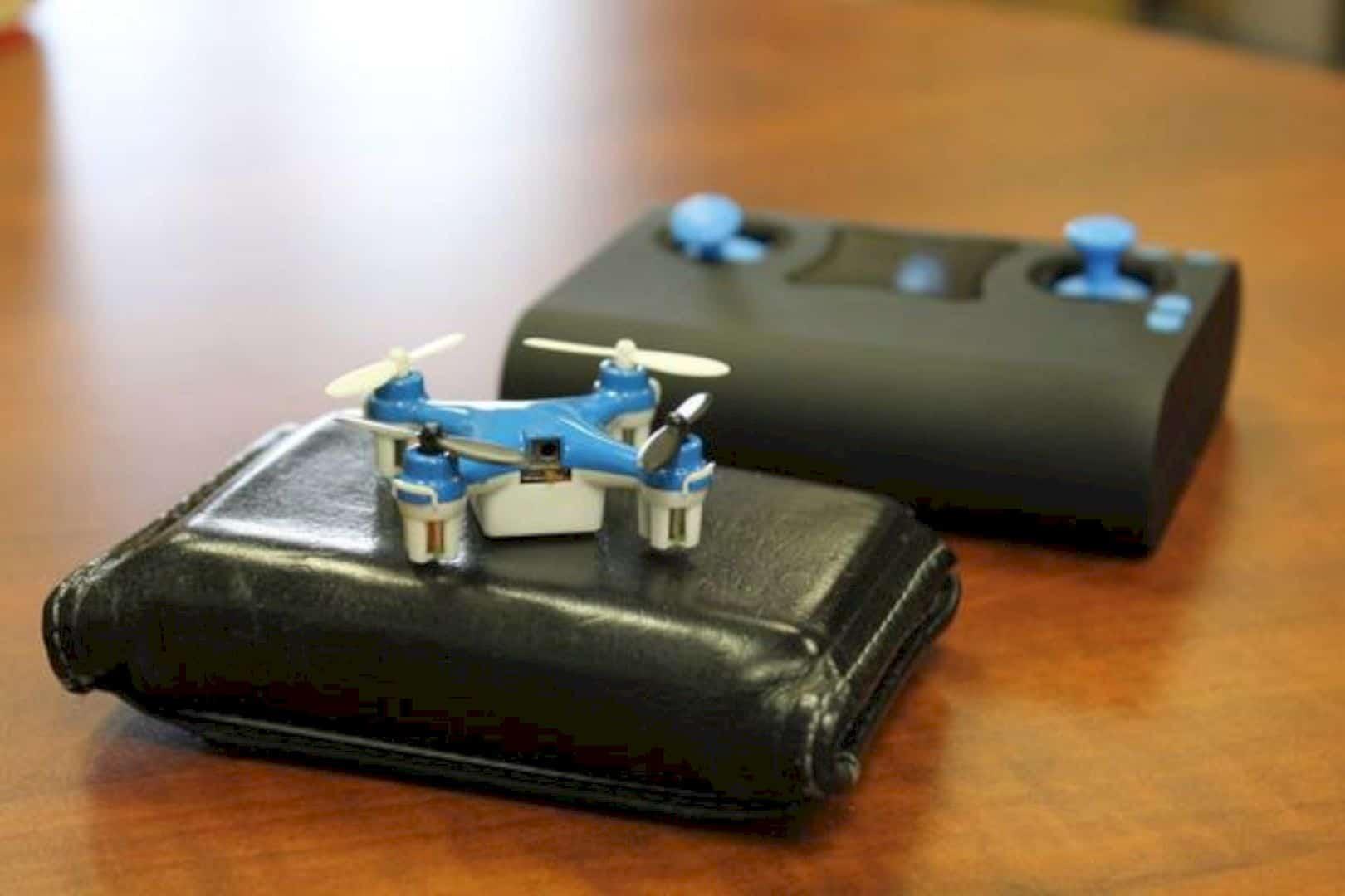 Aerix Wallet Drone 6