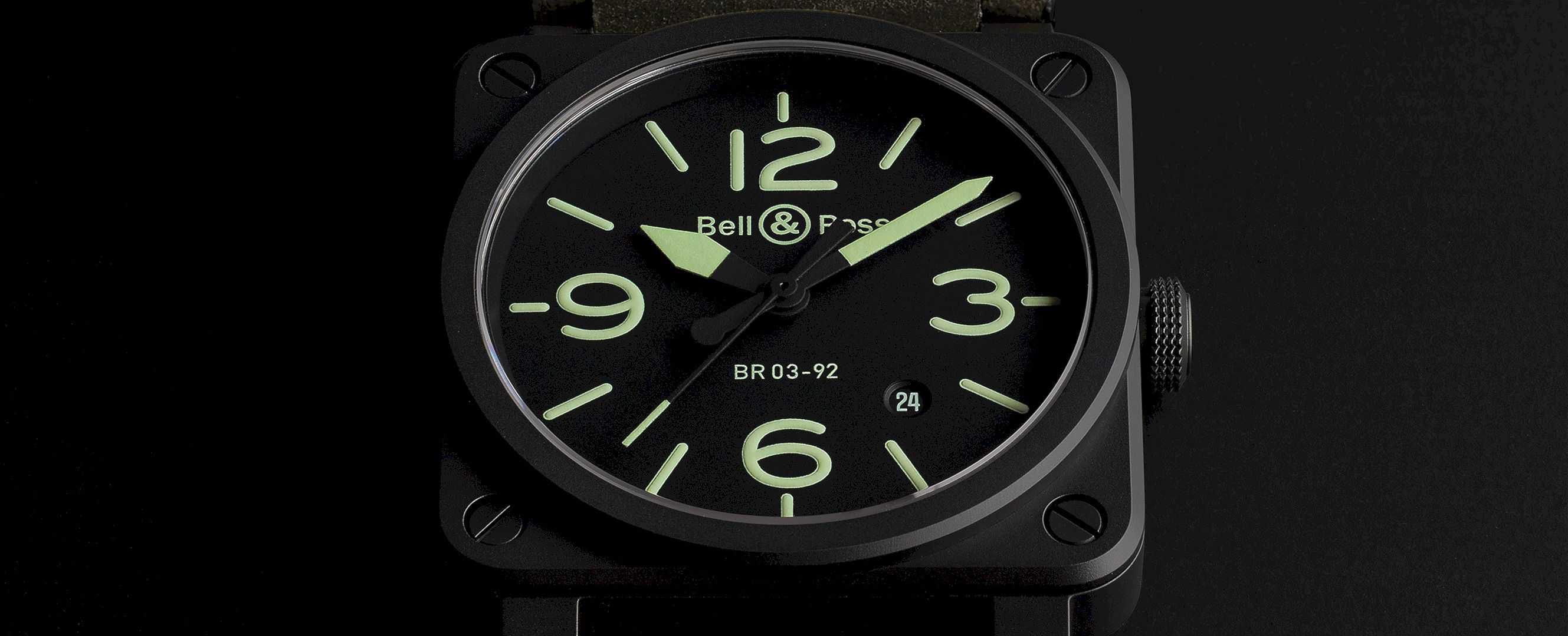 BR 03 92 NIGHTLUMr Watch 2