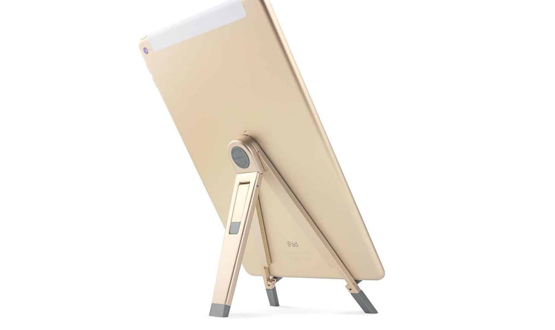 Compass 2: A Portable and Multi-Use Stand for iPad
