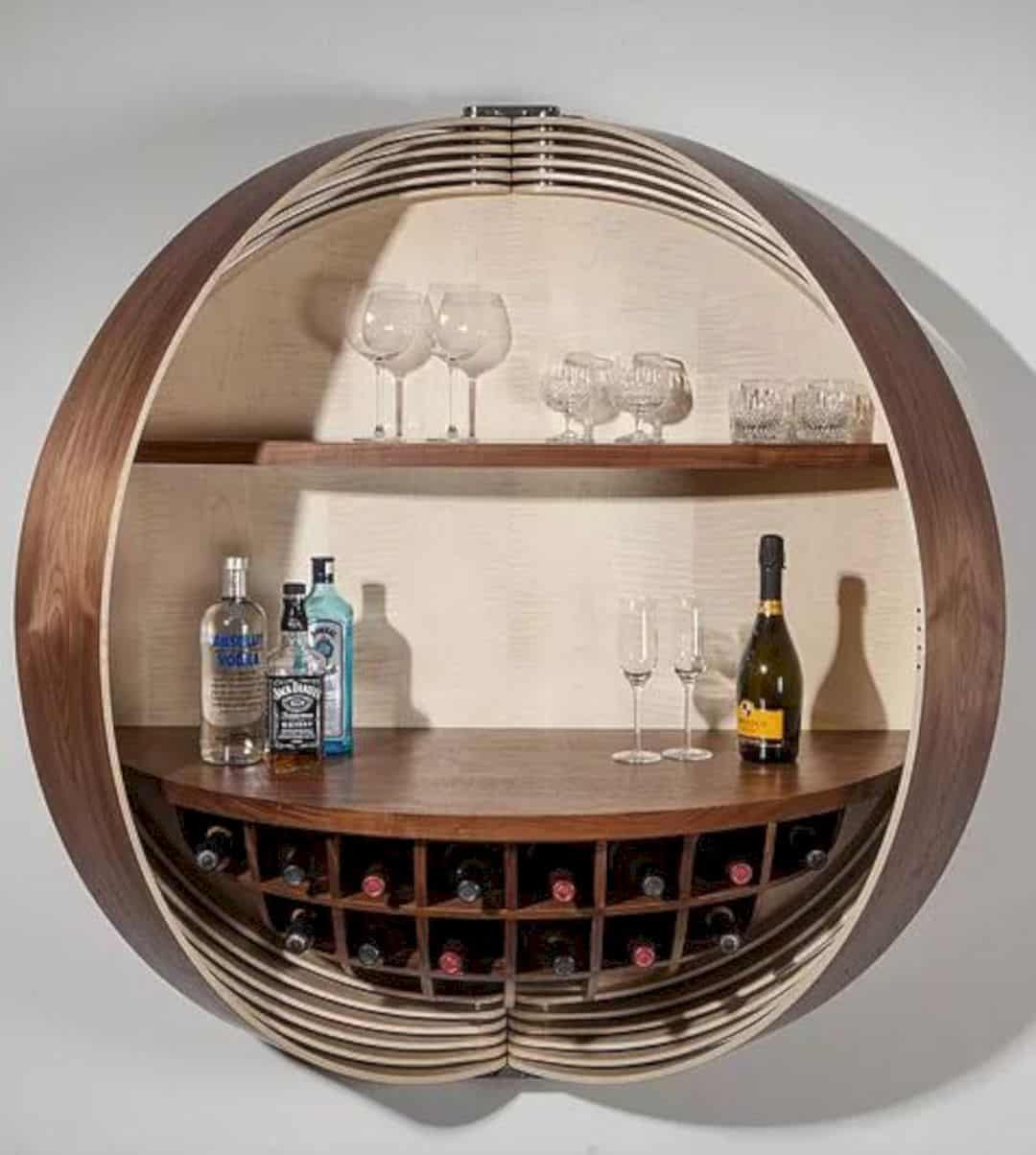 Dime Drinks Cabinet 3