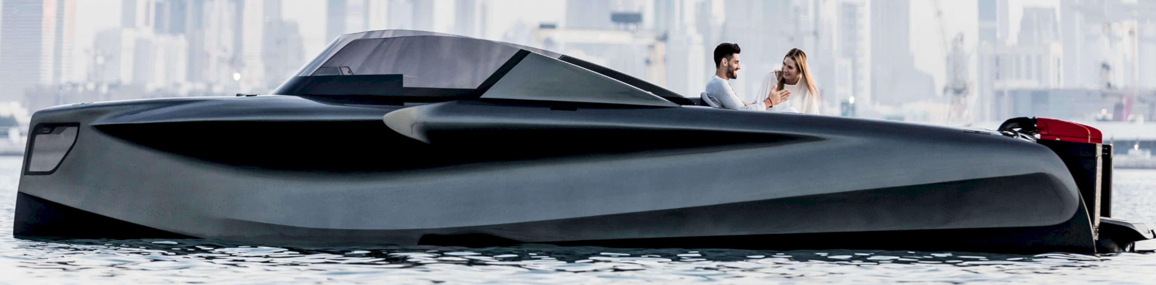 FOILER Boat 2