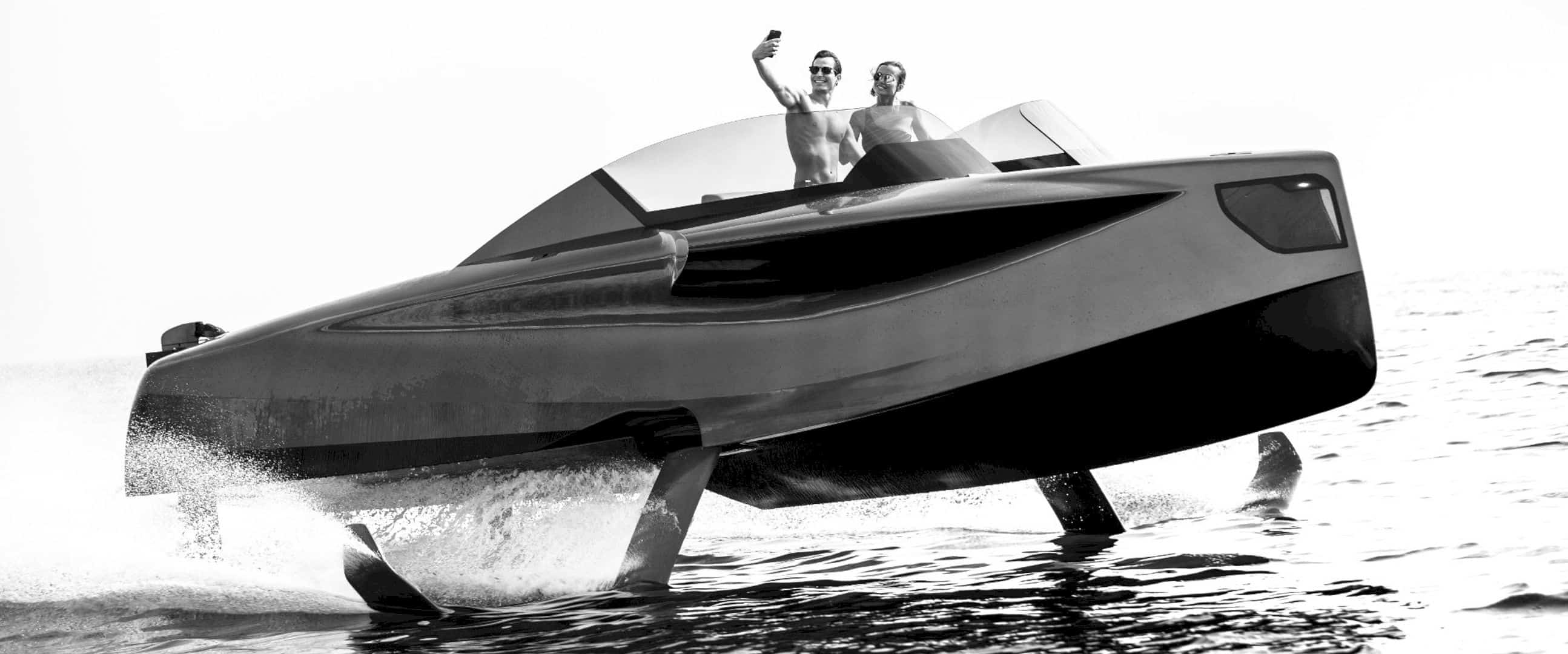 FOILER Boat 5