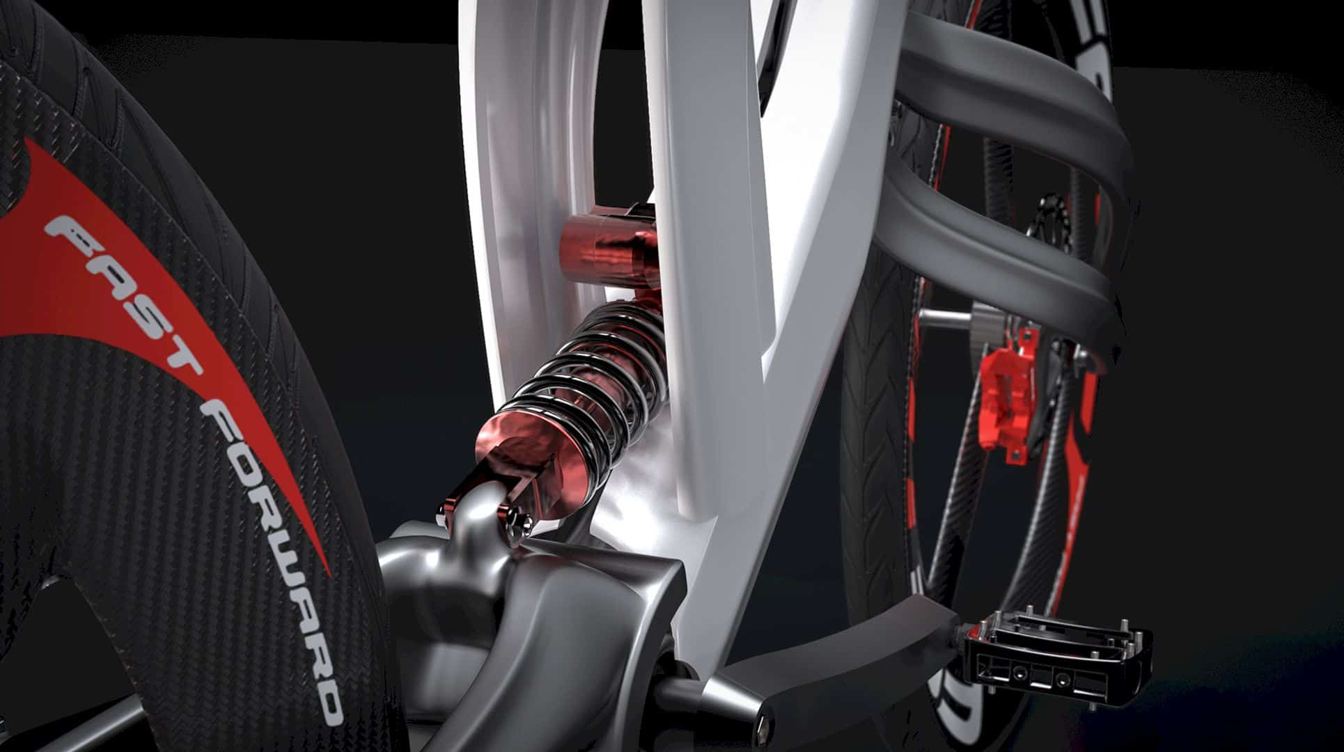 Furia Concept Bicycle 5