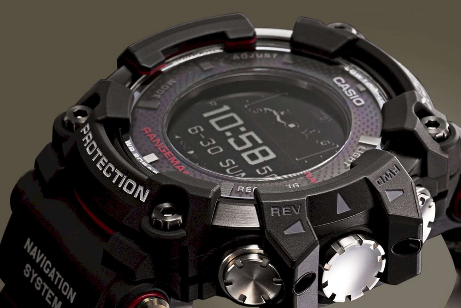 GPR-B1000: A Watch with Ultimate Toughness for Survival