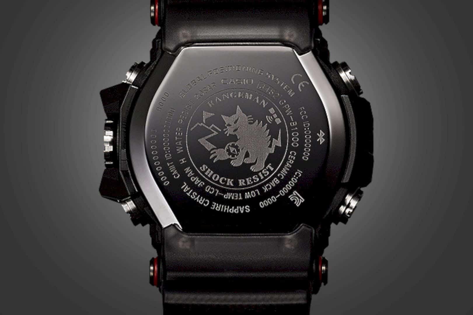GPR B1000 Watch 11