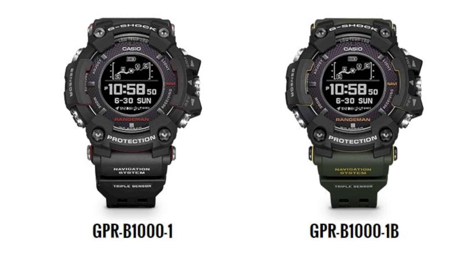 GPR B1000 Watch 12