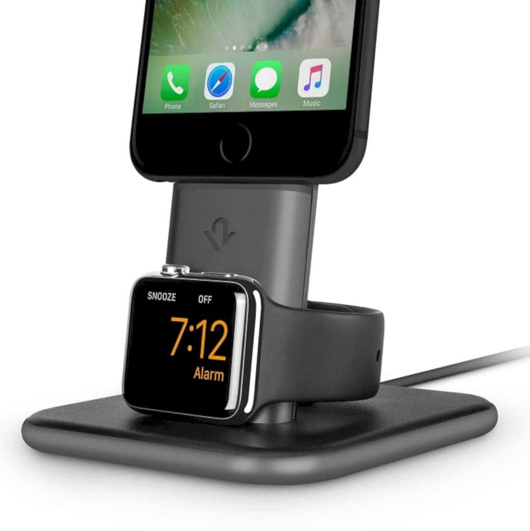HiRise Duet: The Best Charging Stand for Your Apple Watch and iPhone