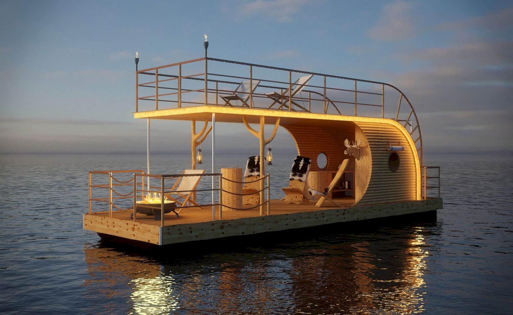 Nautilus Houseboats 1