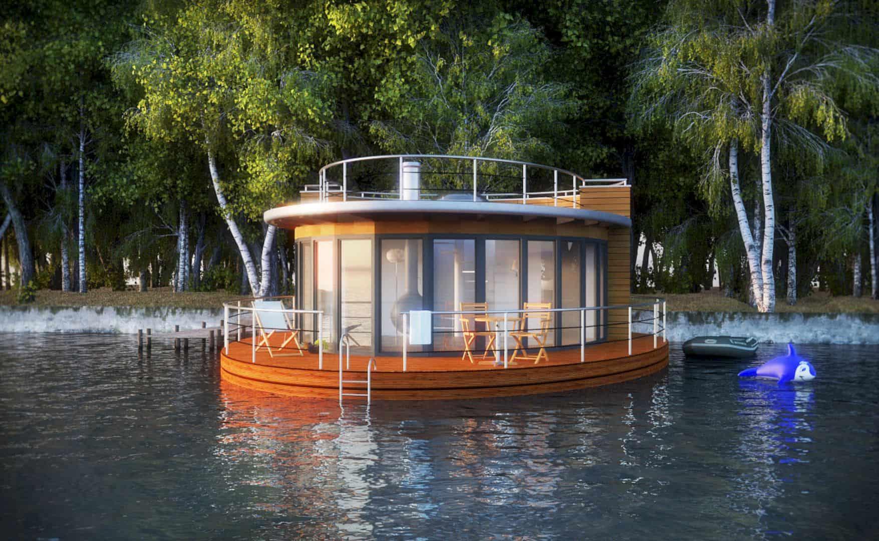 Nautilus Houseboats 12