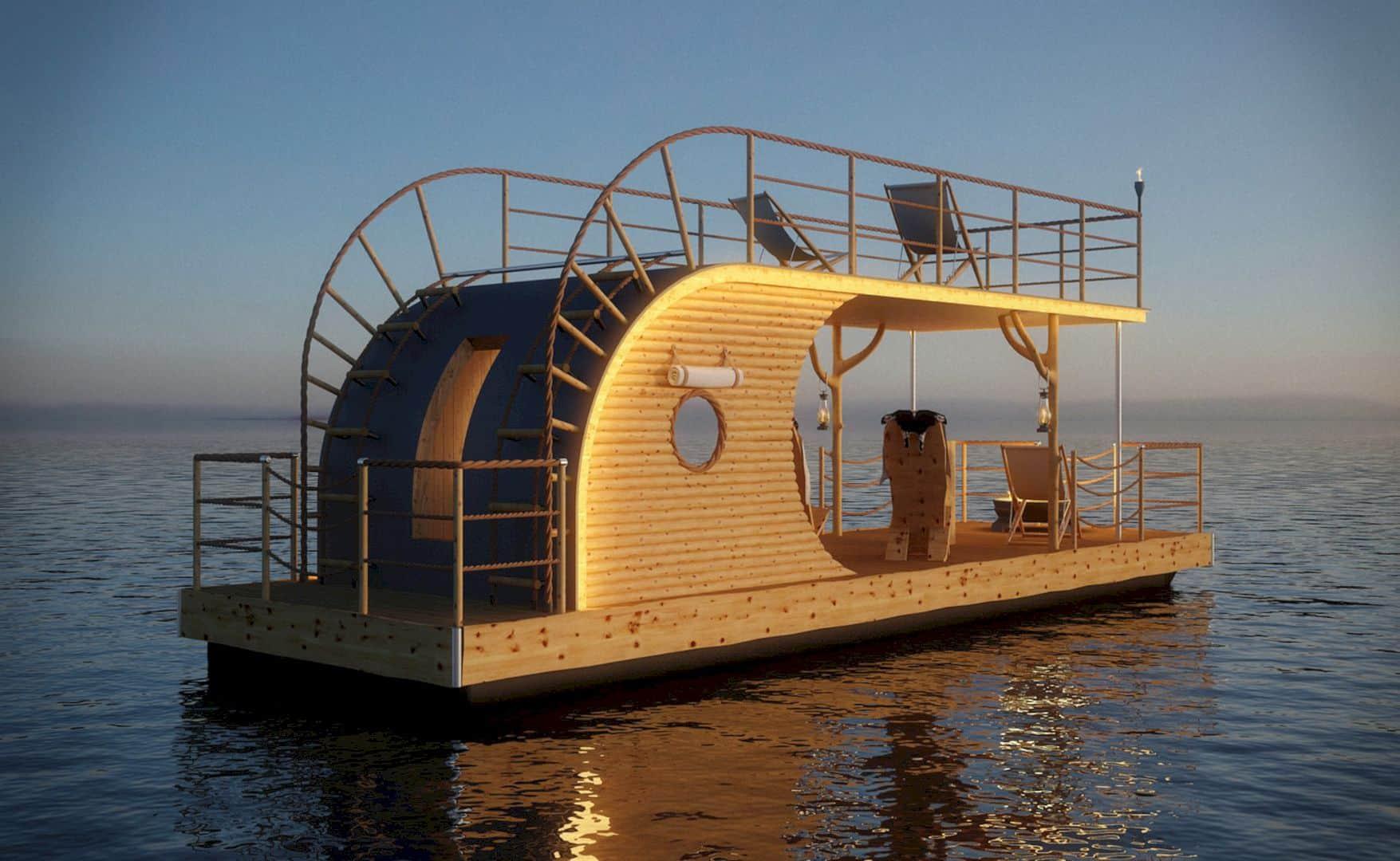 Nautilus Houseboats 2