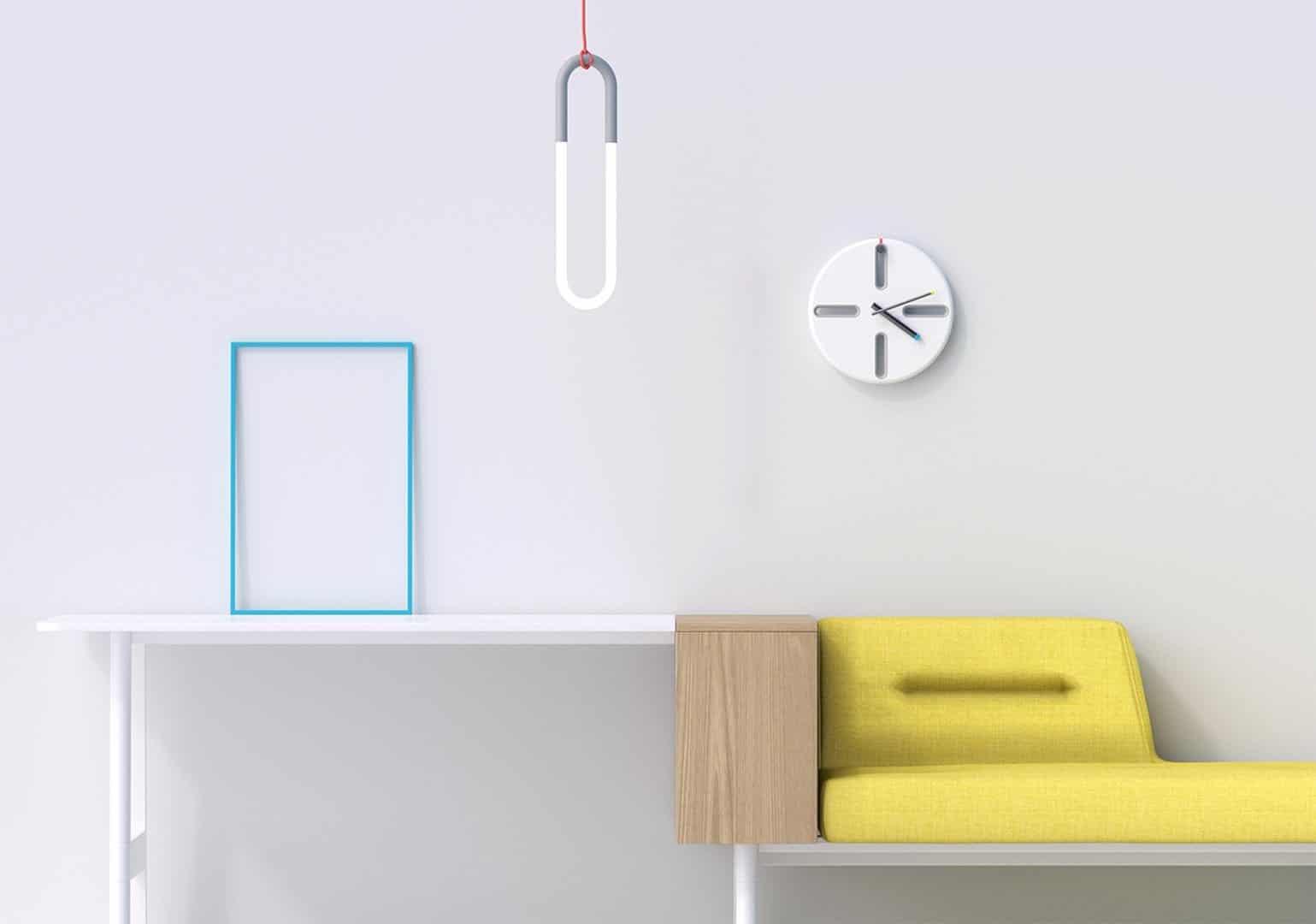 PEG Clock 6