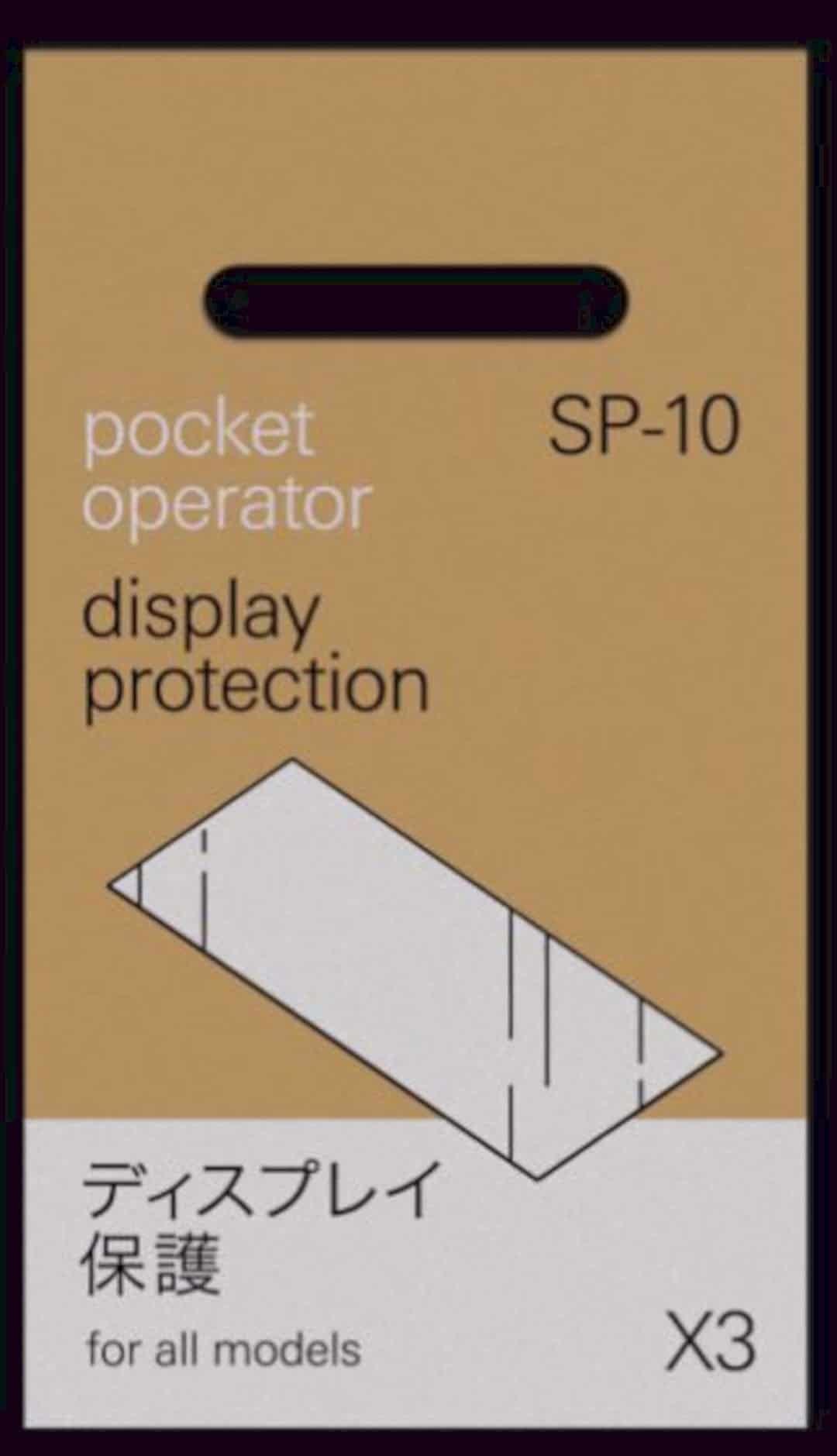 Pocket Operators 1