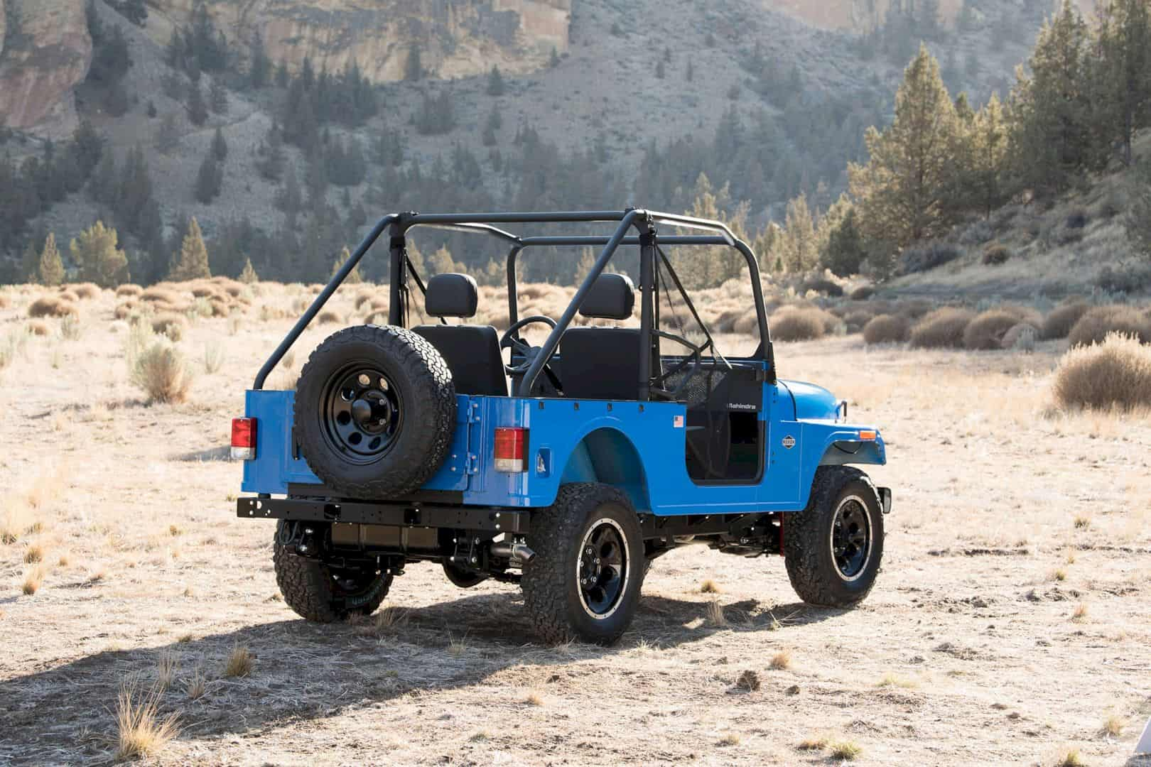 ROXOR: The Off-Road Vehicle with Modern Innovation