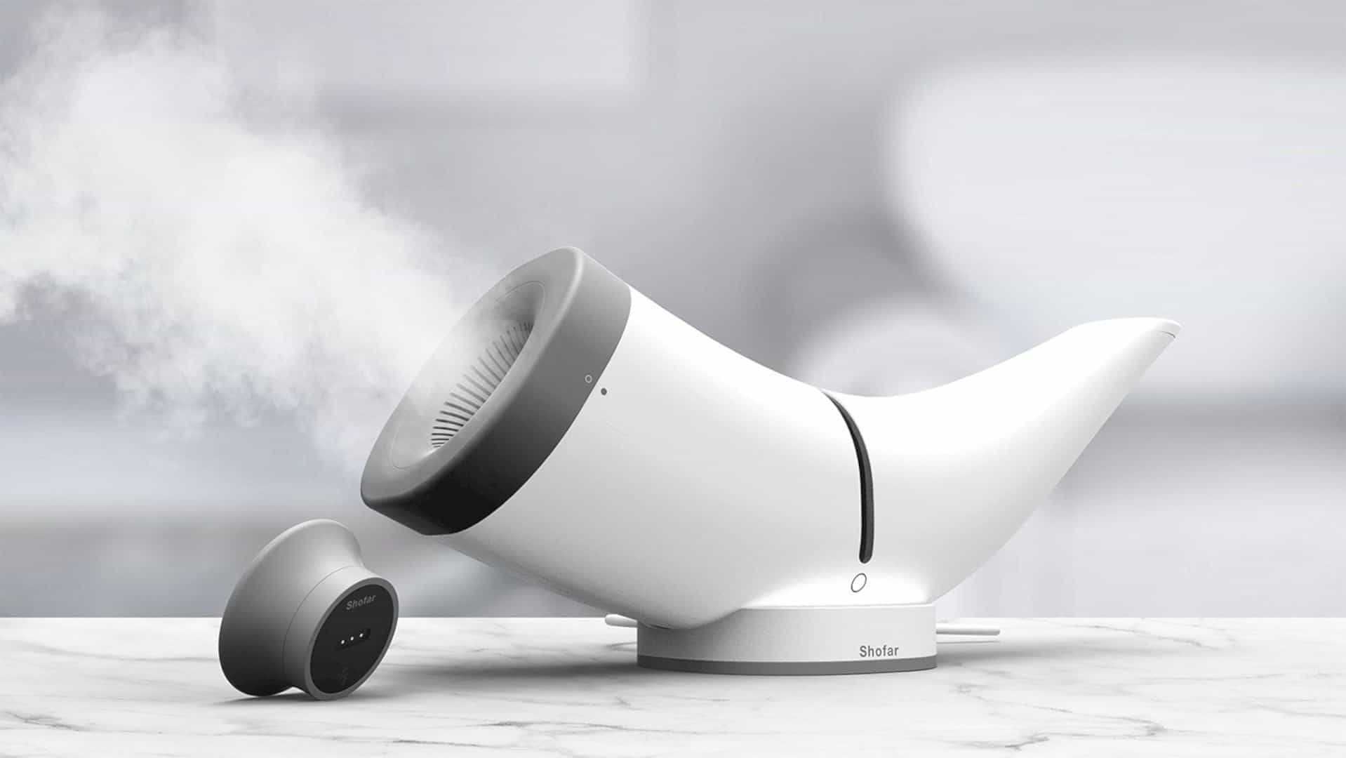 Shofar Humidifier 1
