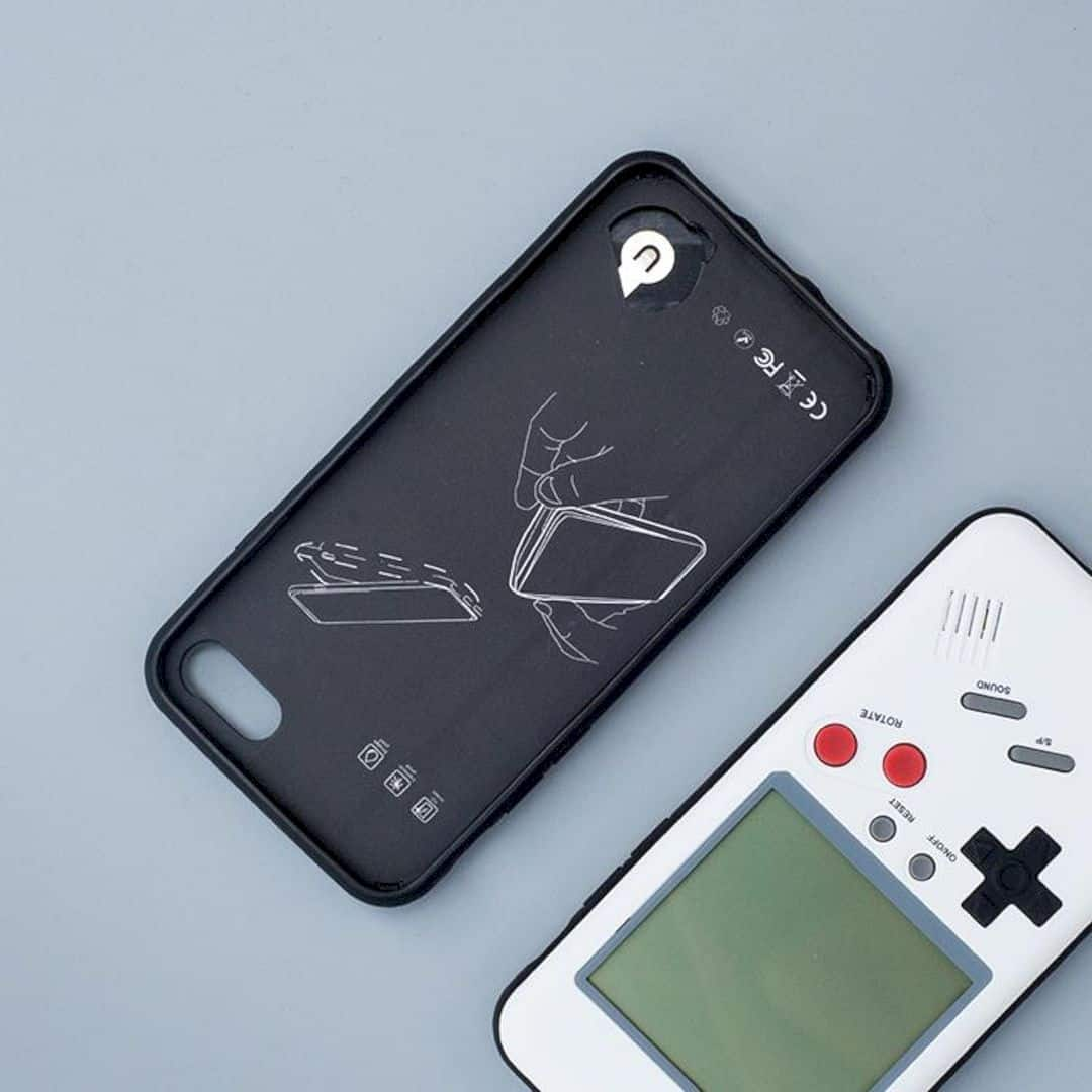 Wanle Gamers Console: Classic Games on Your iPhone Case