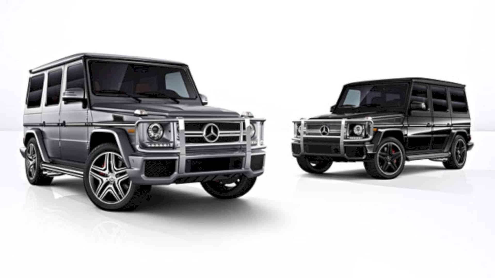 Amg G 65 Suv By Marcedes Benz 2