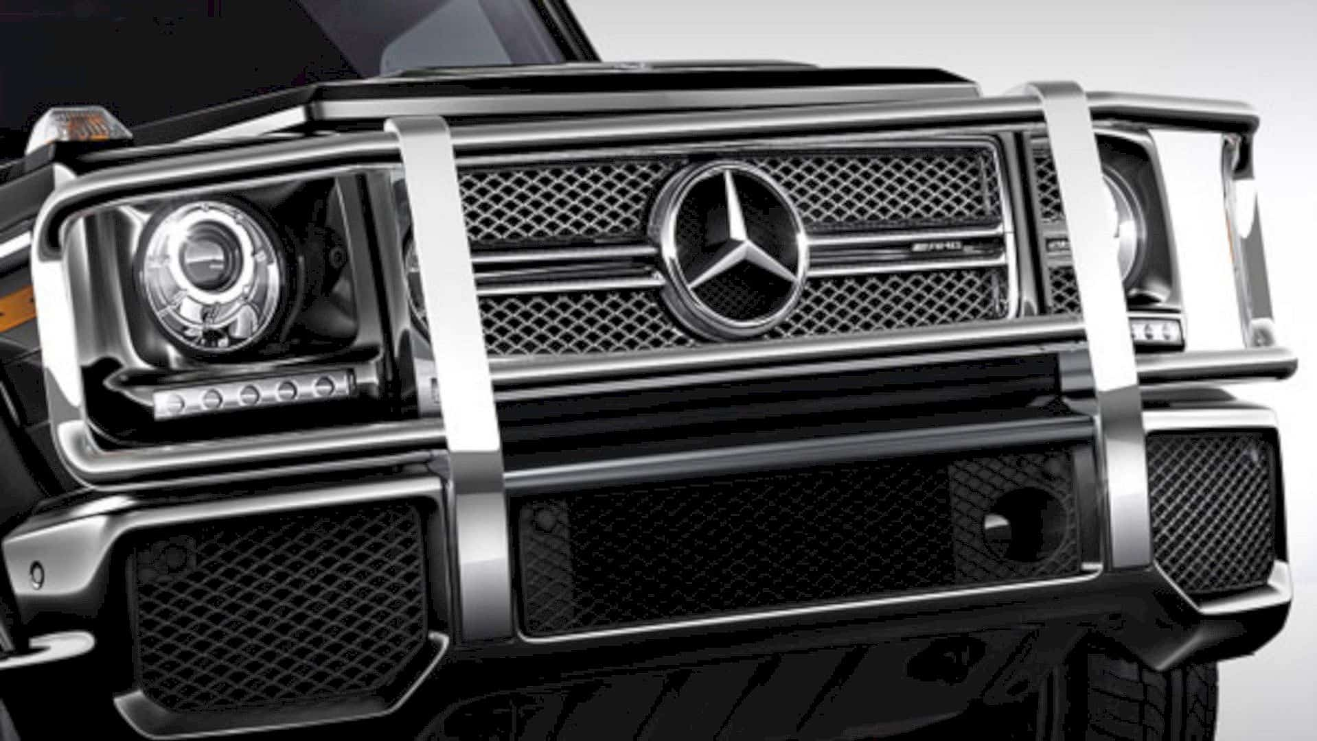 Amg G 65 Suv By Marcedes Benz 3