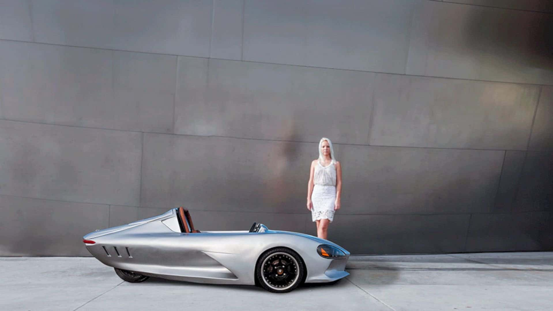 The Future is Here ! Ampere Motor Take On Electric Car with Style