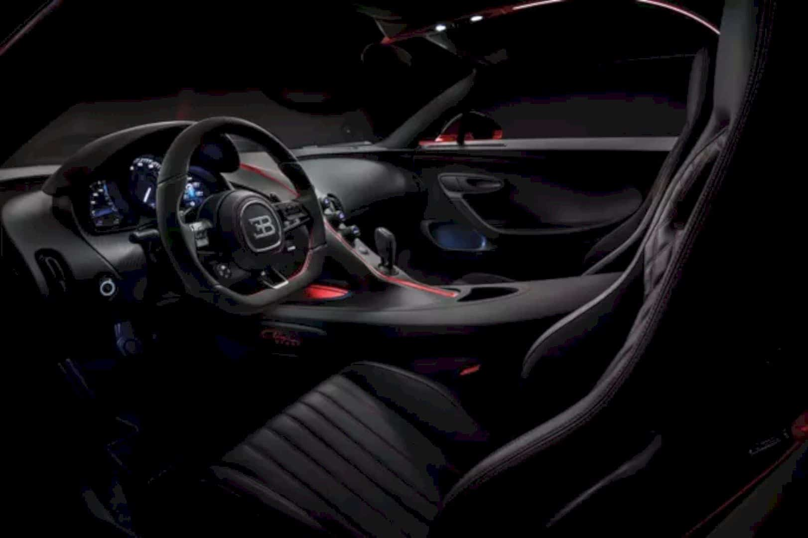 Bugatti Chiron Sport 3