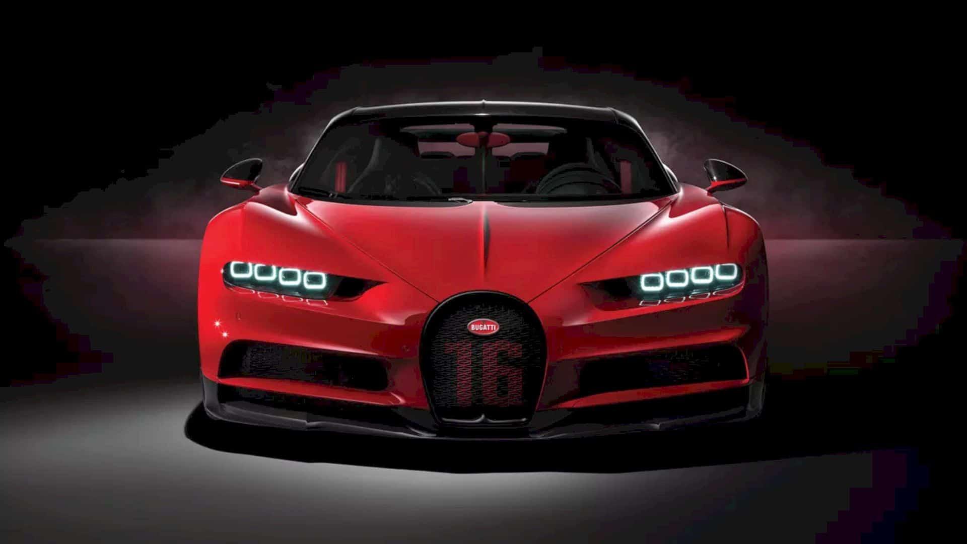 Bugatti Chiron Sport 7