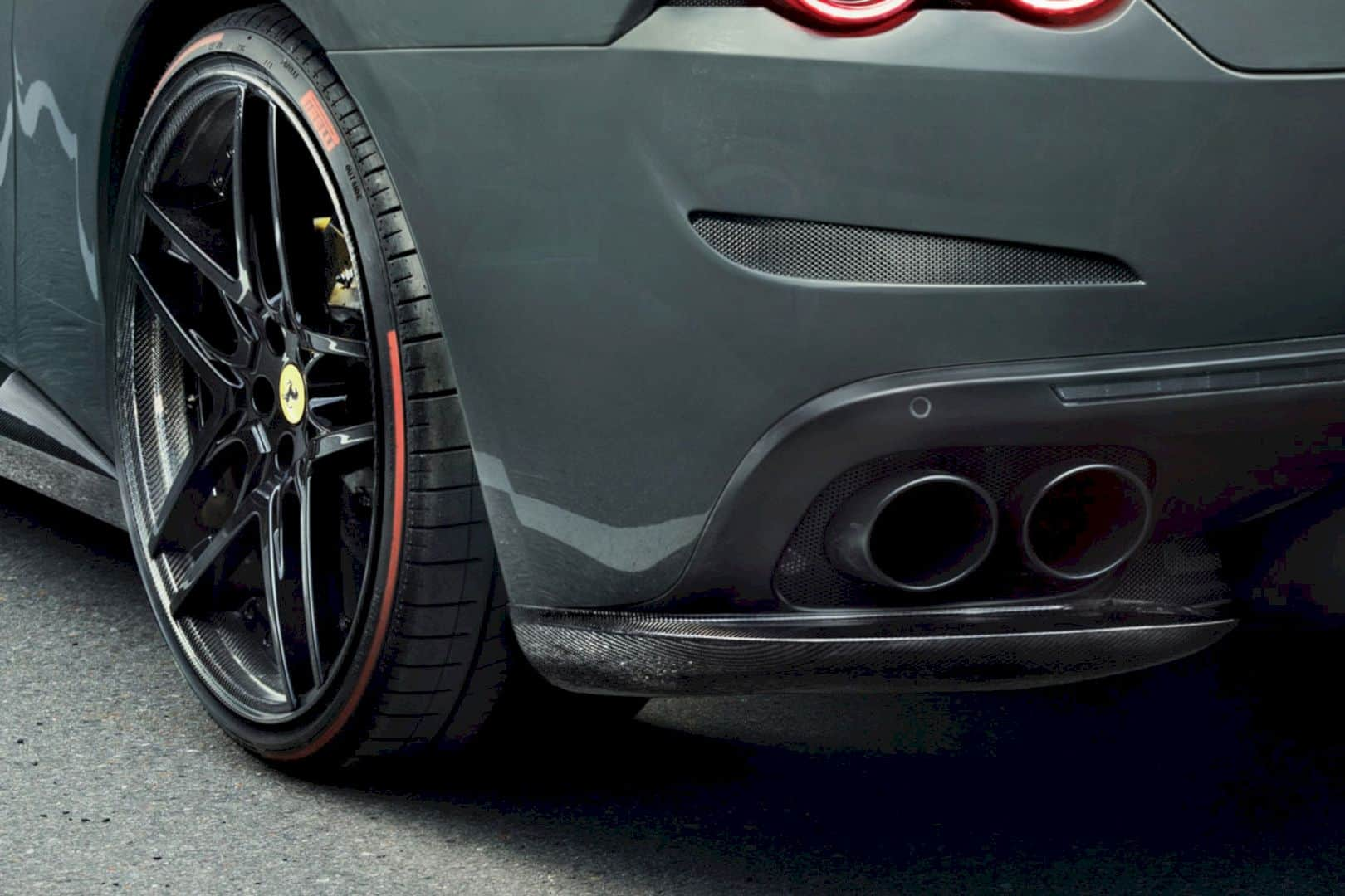 Ferrari Gtc4 Lusso By Novitec 2