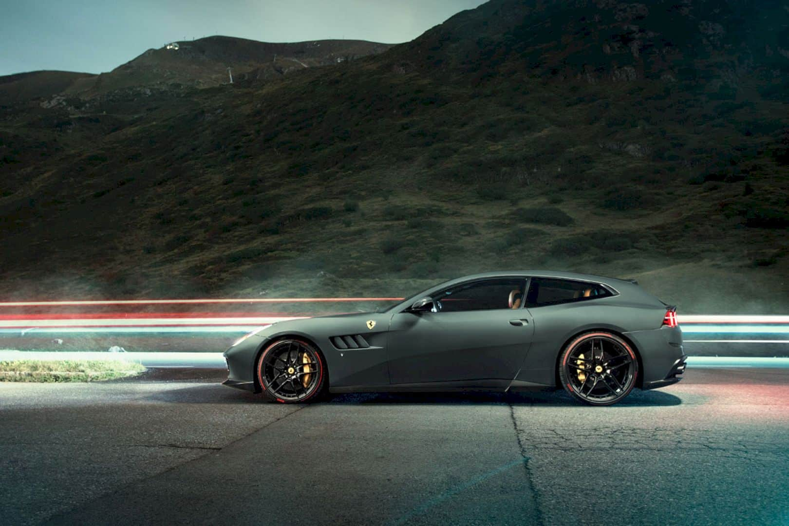 Ferrari GTC4 Lusso by Novitec: The Performance En Vogue