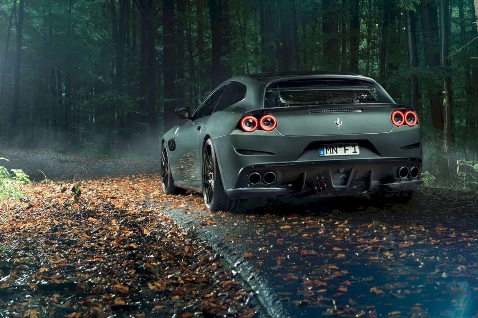 Ferrari Gtc4 Lusso By Novitec 6
