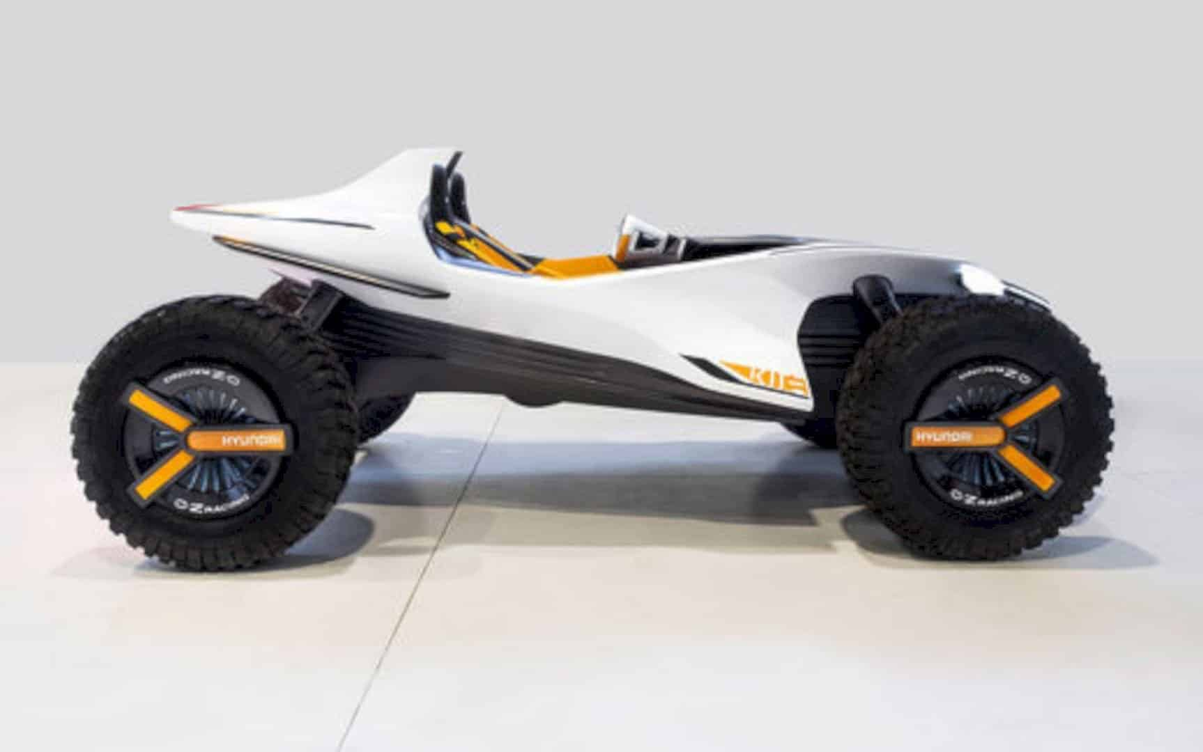 Hyundai Kite: Convertible Buggy That is Able to Switch Into Jet Ski