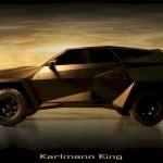 Meet The Most Expensive SUV on Earth: Karlmann King