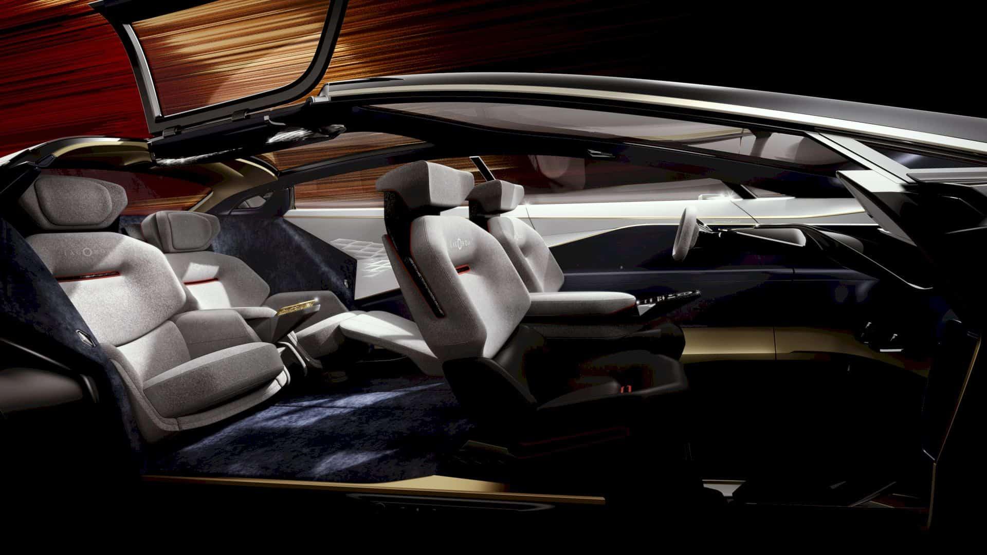 Lagonda Vision Concept By Aston Martin 1
