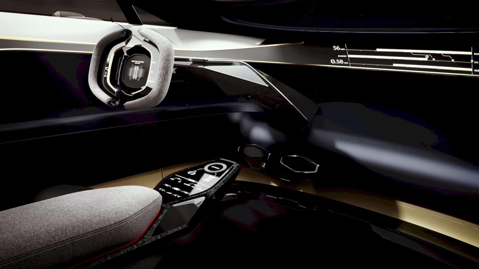 Lagonda Vision Concept By Aston Martin 3