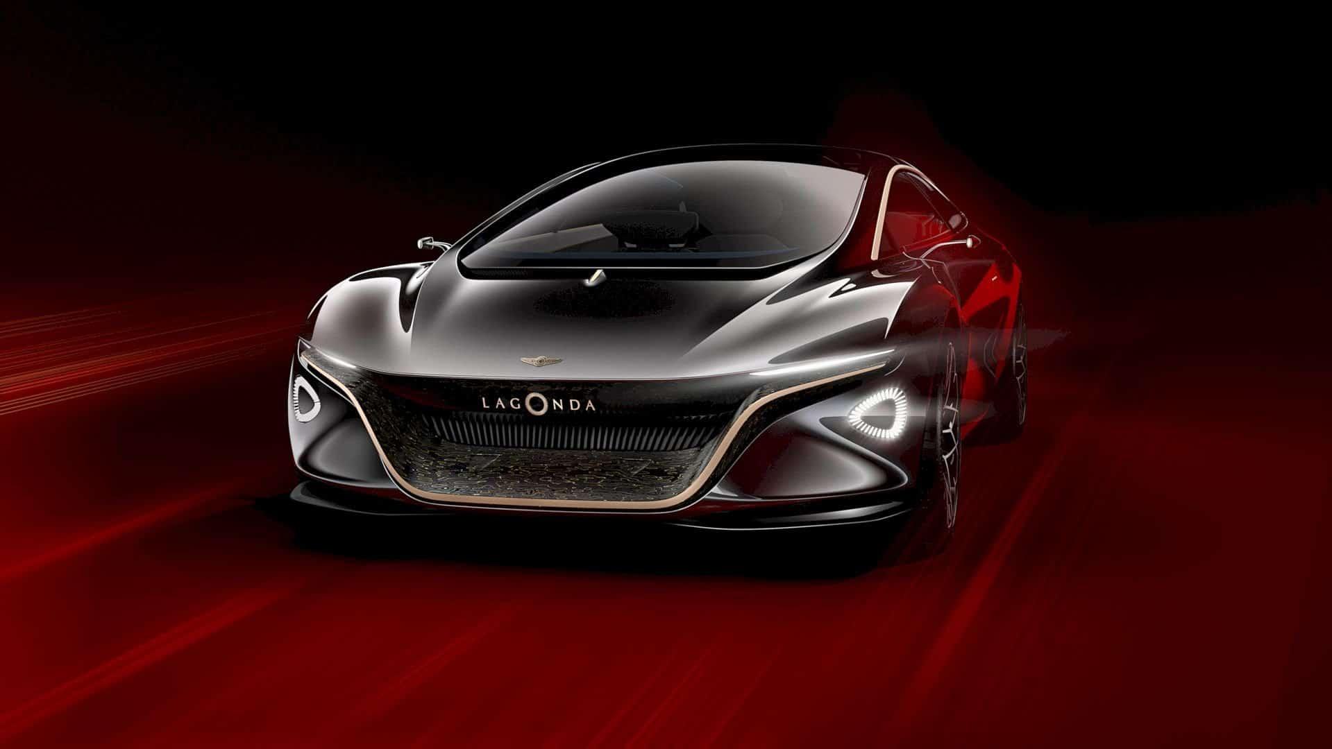 Lagonda Vision Concept By Aston Martin 4