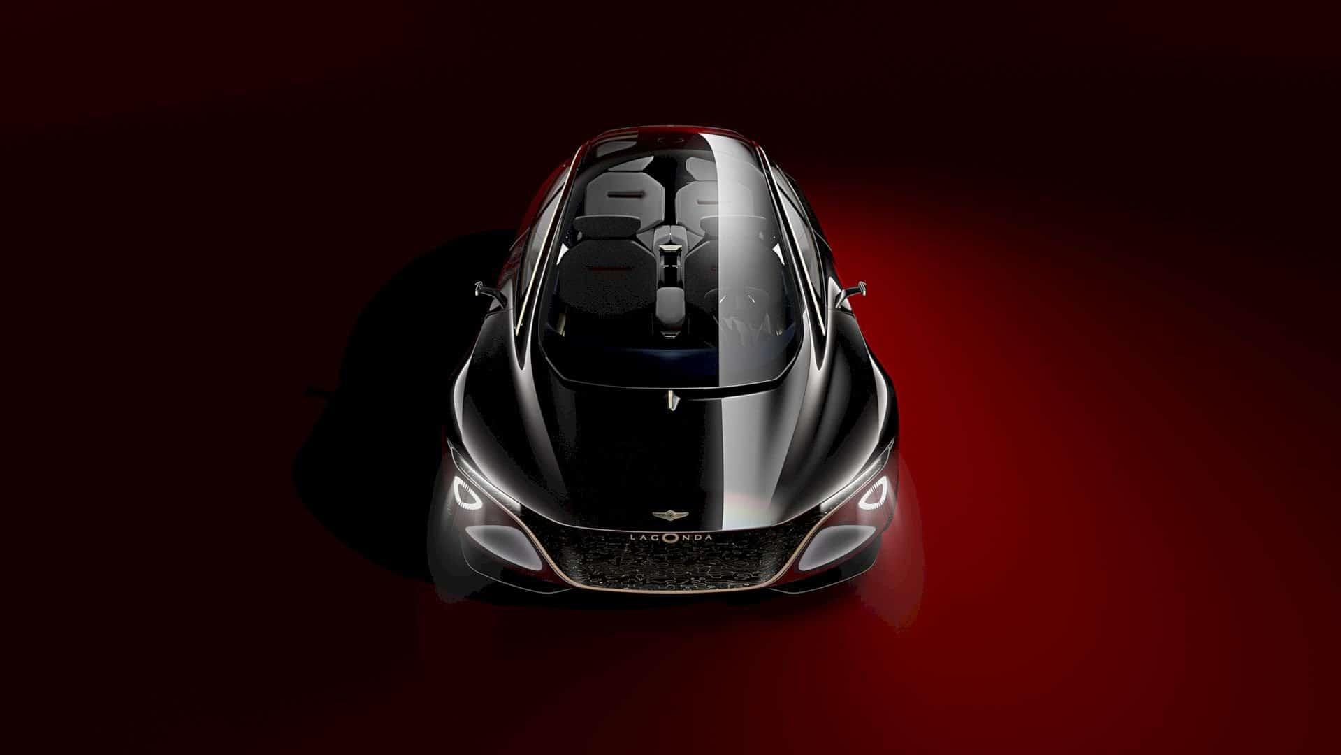 Lagonda Vision Concept By Aston Martin 6