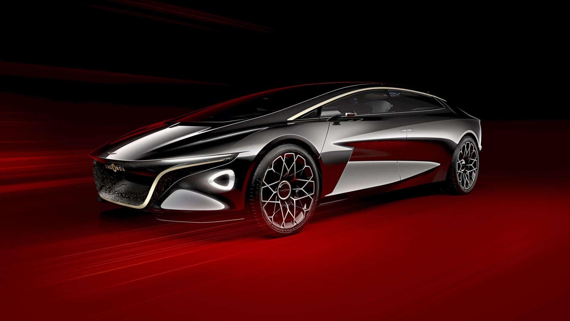 Lagonda Vision Concept By Aston Martin 7