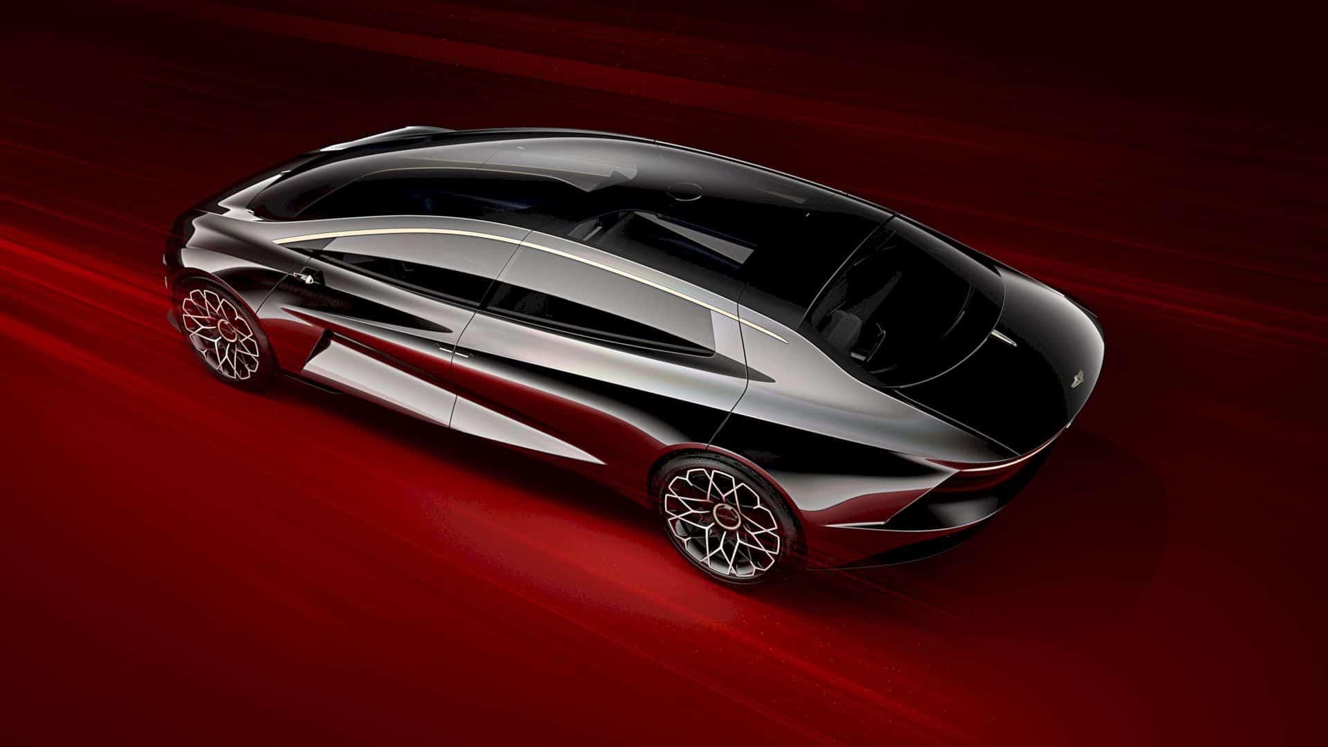 Lagonda Vision Concept By Aston Martin 8