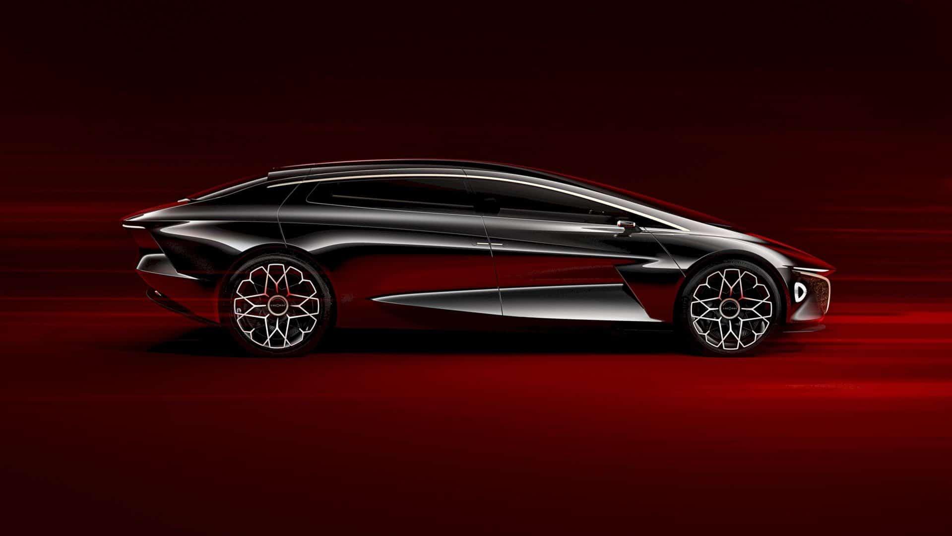 Lagonda Vision Concept by Aston Martin: The Stunning EV