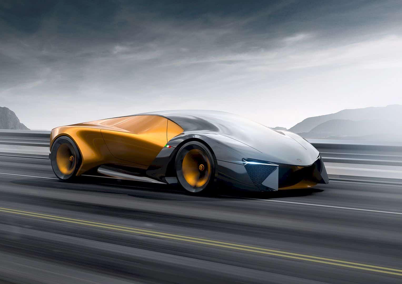 Lamborghini Belador Concept 1