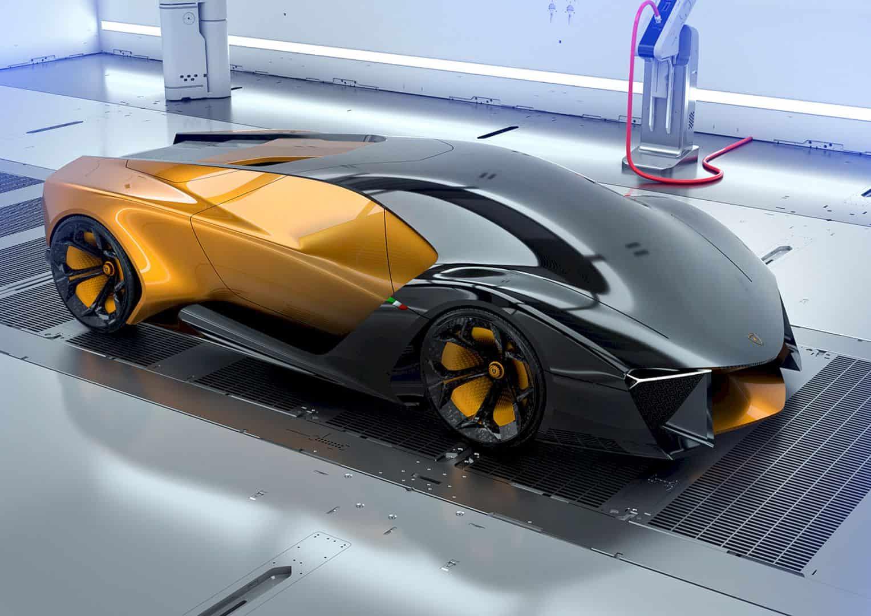 Lamborghini Belador Concept 2