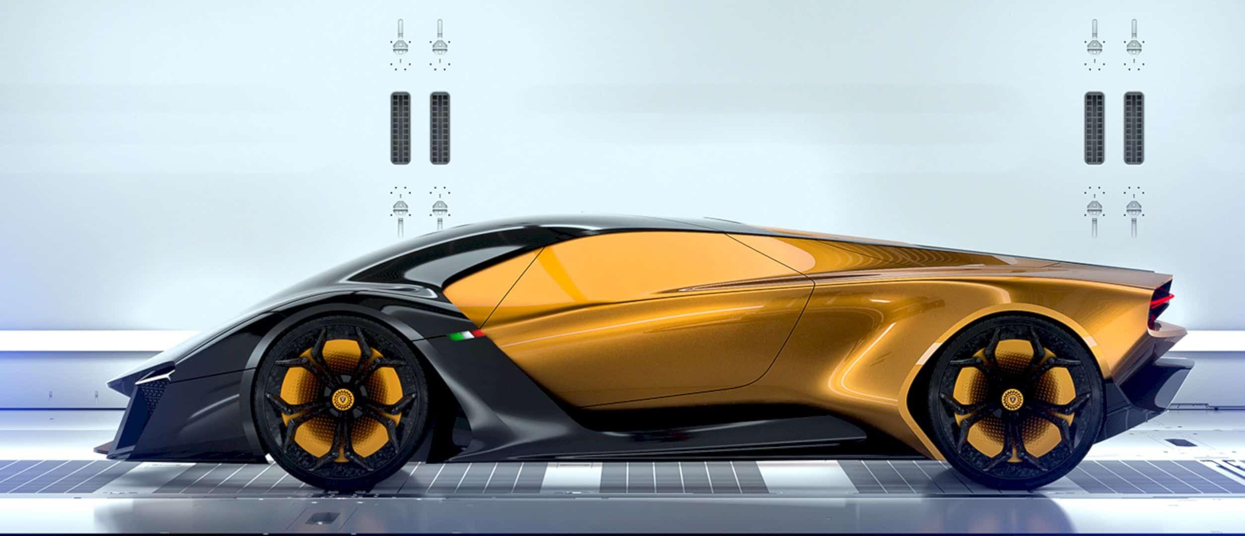 Lamborghini Belador Concept 7