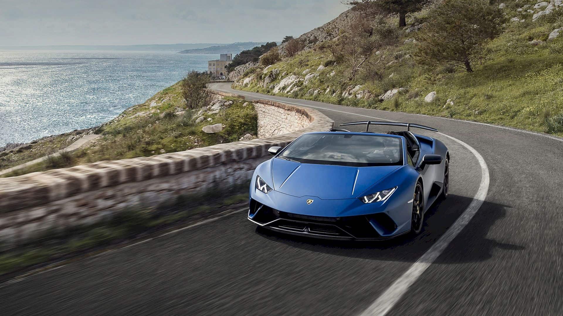 Lamborghini Huracan Performante 2