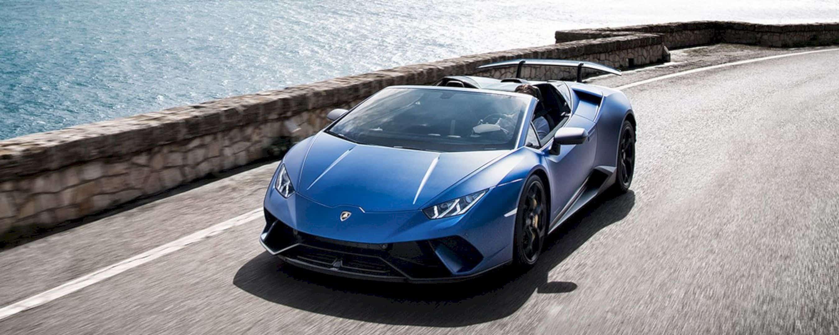 Lamborghini Huracan Performante 4