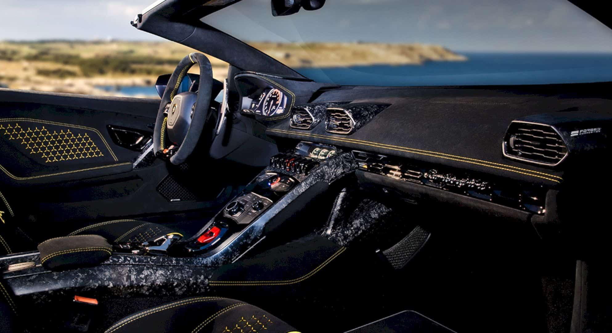 Lamborghini Huracan Performante 9