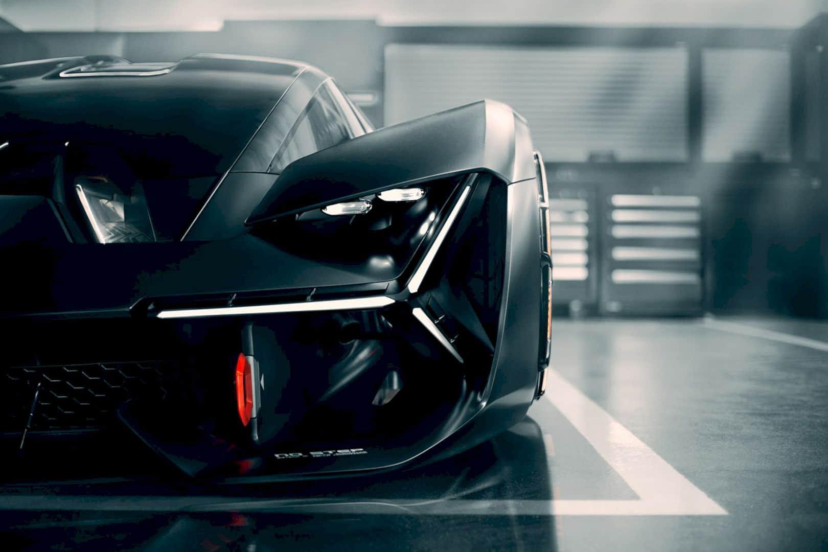 Lamborghini Terzo Millennio 1