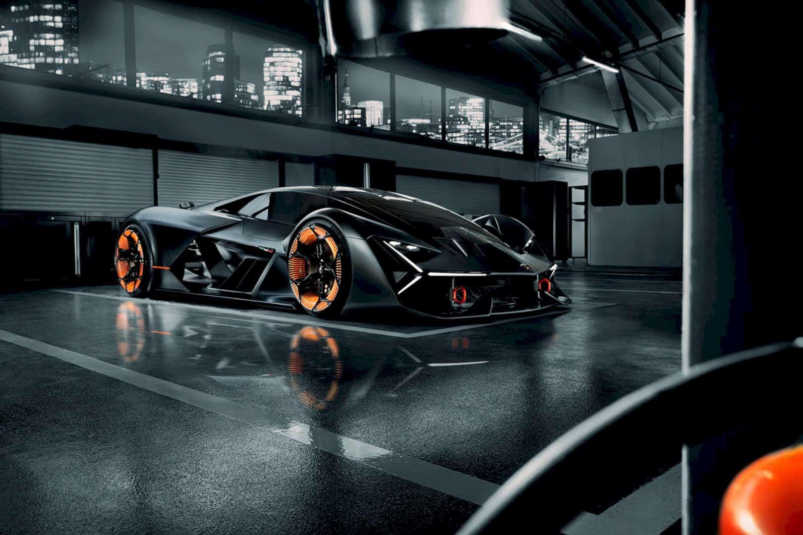 Lamborghini Terzo Millennio 3