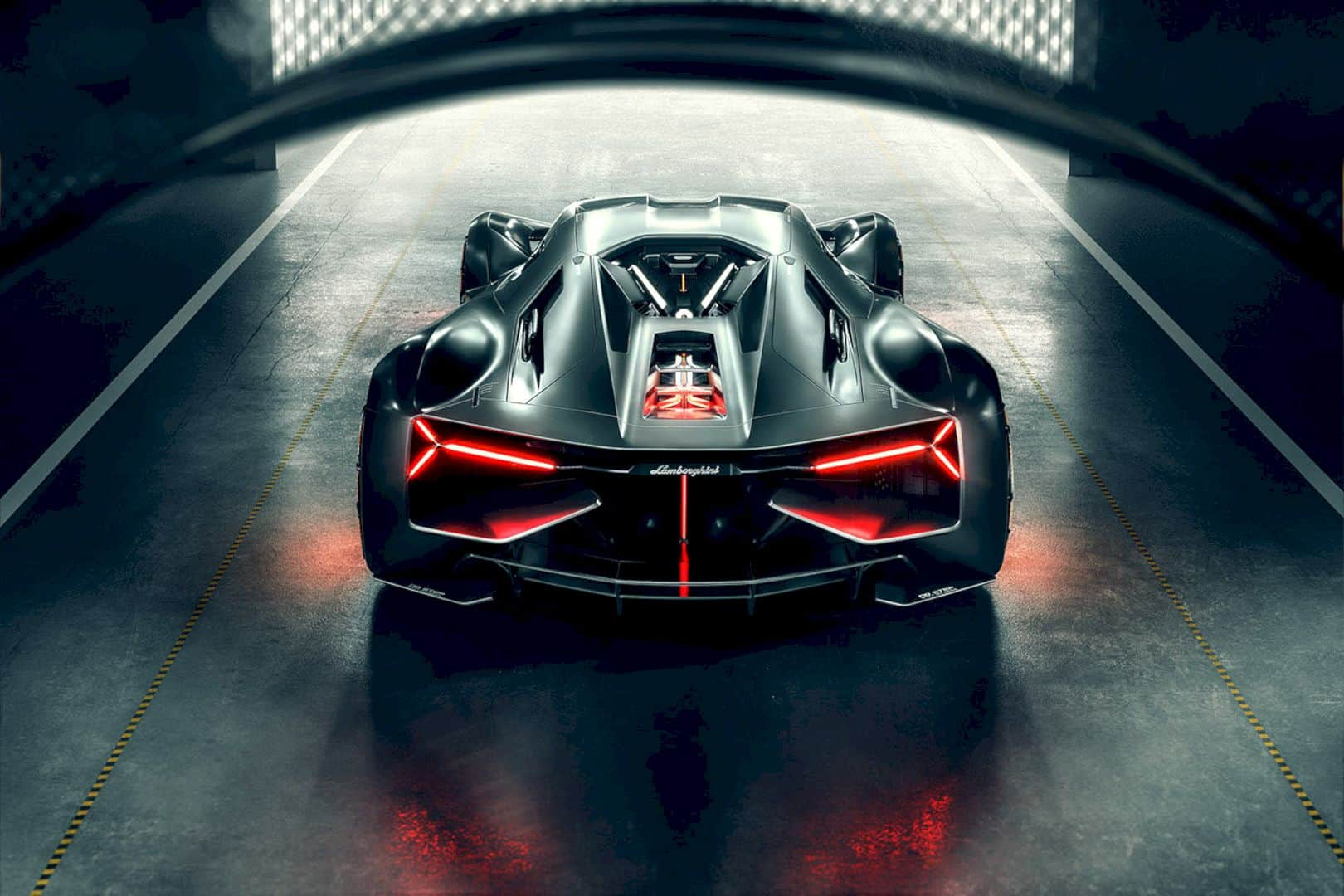 "Lamborghini Terzo Millennio: The Super Extreme ""Box"" by Lamborghini"