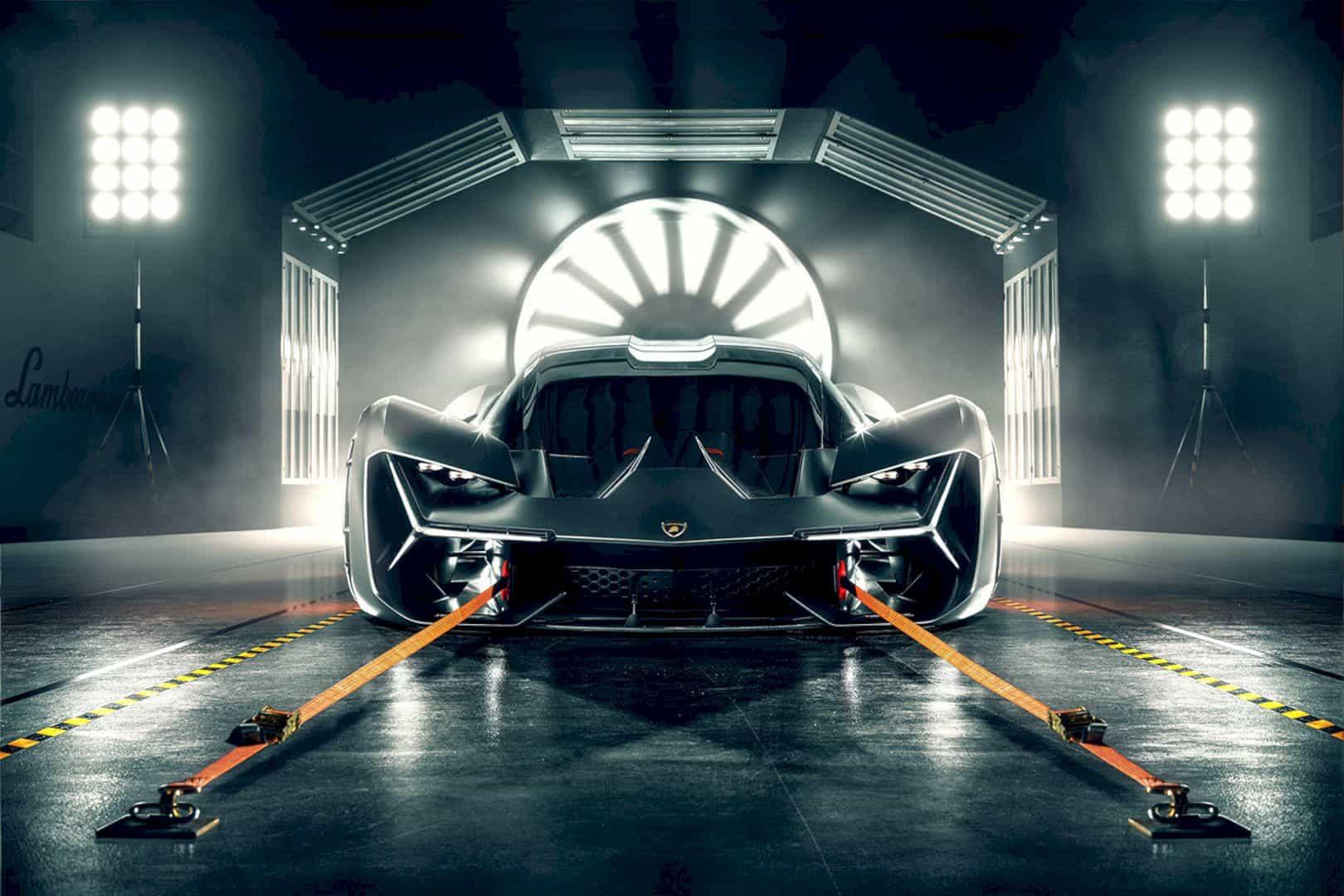 Lamborghini Terzo Millennio 9
